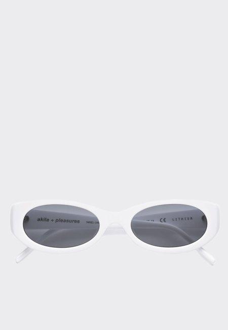 AKILA Lithium Sunglasses - White