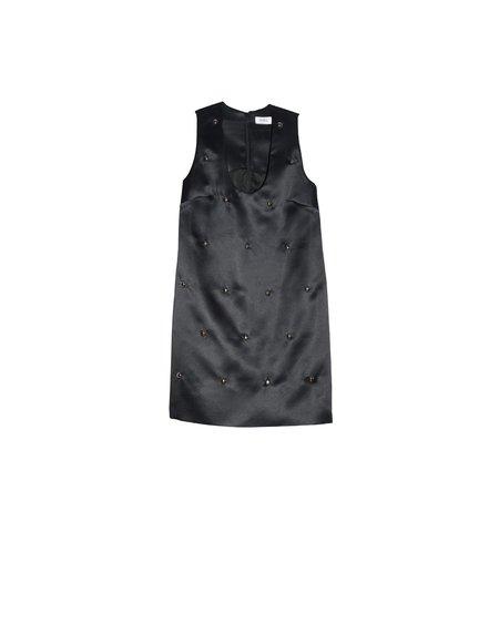Nomia Studded Dress - black