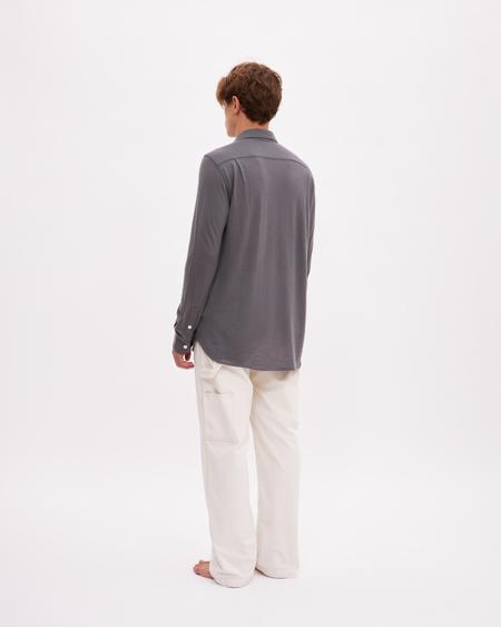 Bellariva Cashmere Shirt - Grey