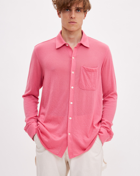 Bellariva Cashmere Shirt - Pink