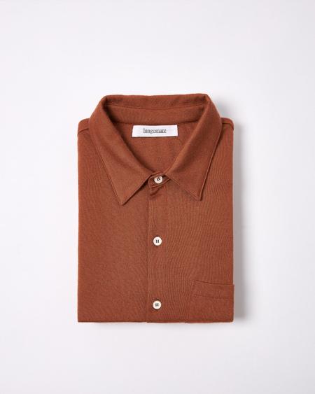 Bellariva Cashmere Shirt - Rust