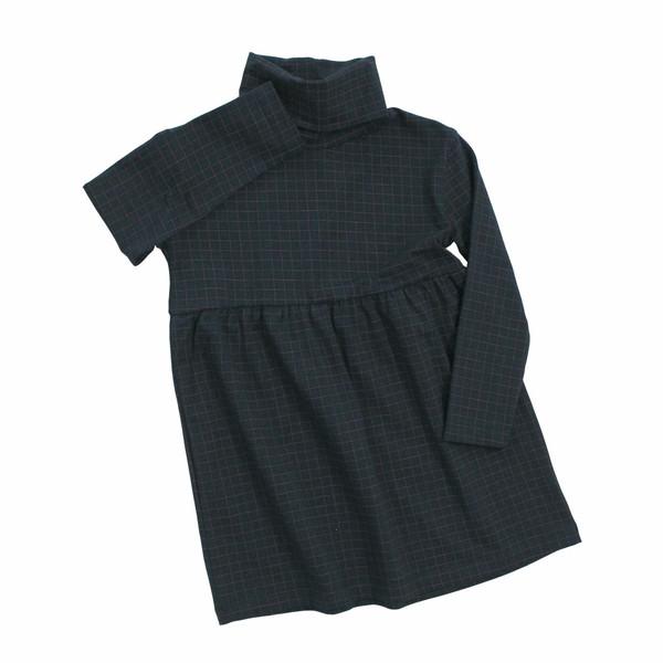 Medium Grid Dress