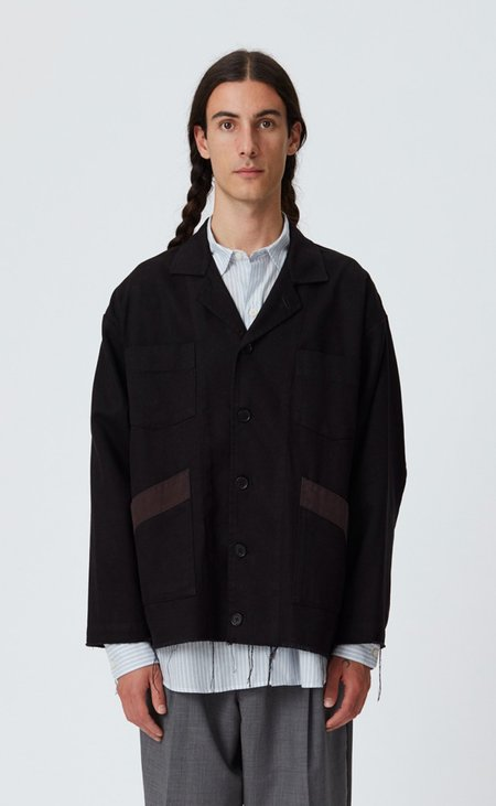 mfpen Carpenter jacket - black