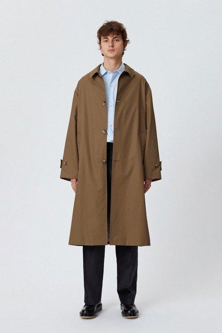mfpen Hollis coat - dark khaki