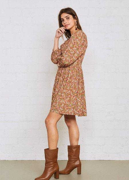 Rachel Pally Crepe Julieta Dress - Multi