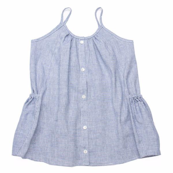 Soor Ploom Prim Dress Mini Stripe
