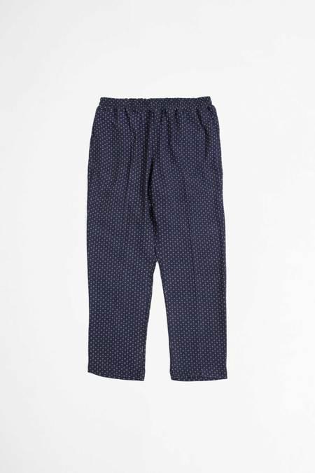 Libertine Libertine Ferus pants - dark navy tile
