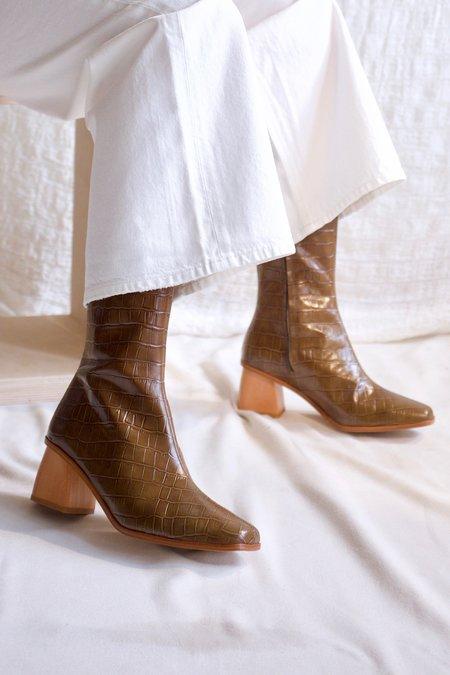 Paloma Wool Emilia Boot - Khaki