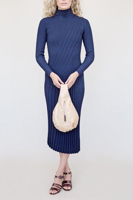 Marie Turnor THE BAGUETTE bag - PAPERBAG TAN