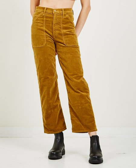 Mother Denim The Patch Rambler Ankle Pants - TPN