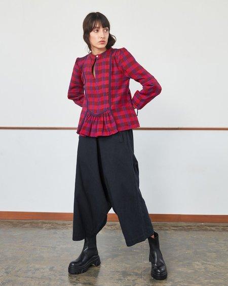 RUJUTA SHETH Modern Harem Pant - Black