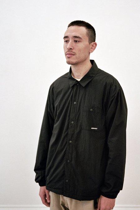 Gramicci Nylon-Fleece Coaches Shirts - Black