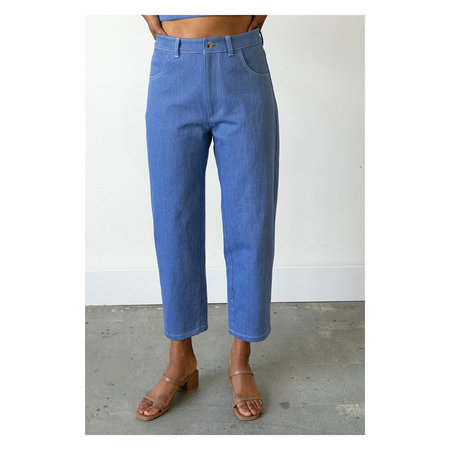 Waltz Carrot Jeans - French Blue