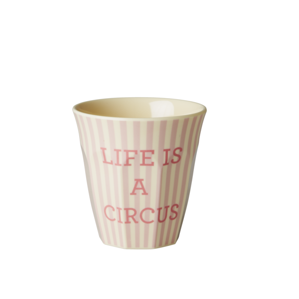 Rice Girl's Circus Print Cups - Coucou Boston