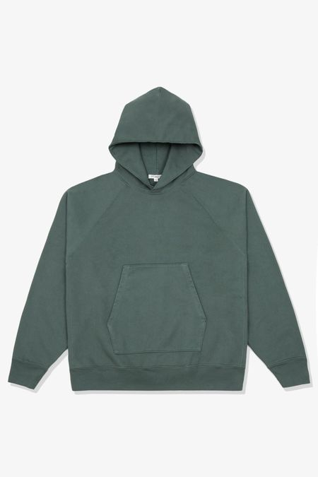 Lady White Co. Super Weighted Hoodie - Ink Green