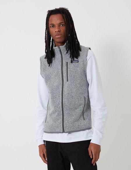 Patagonia Better Sweater Vest - Stonewash Grey