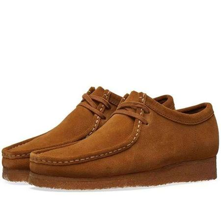 Clarks WALLABEE - COLA