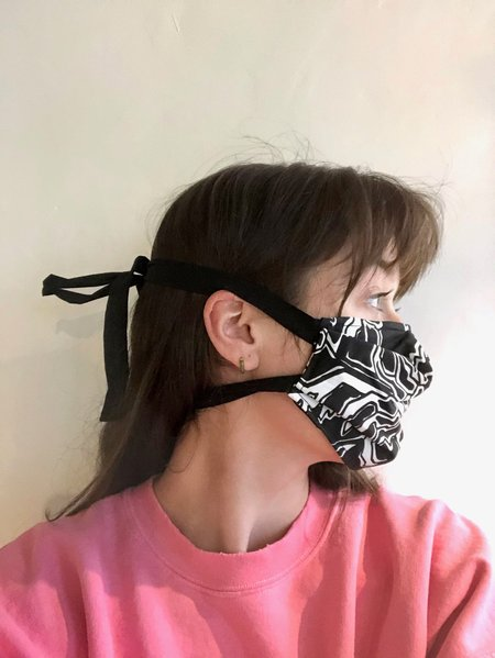 Rachel Comey Alice Tie Mask