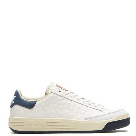 adidas Consortium Rod Laver Ostrich Shoes - Core White