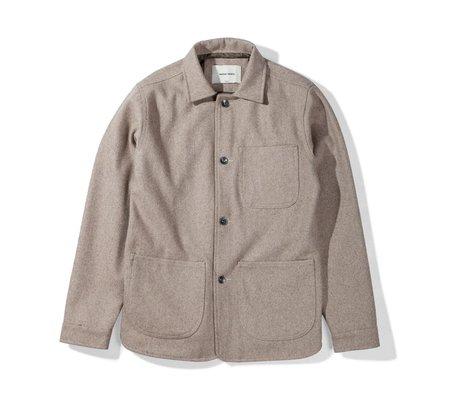 Native North Wool Utility Jacket - Dirt