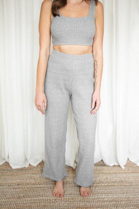 Rita Row Andrea High Waisted Knit Pants