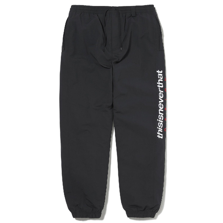 ThisIsNeverThat DSN Warm Up Pant - Black