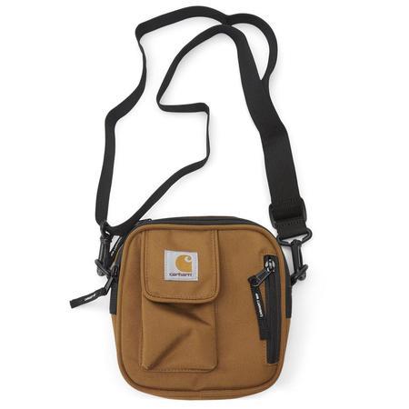 CARHARTT WIP Small Essentials Bag - Hamilton Brown