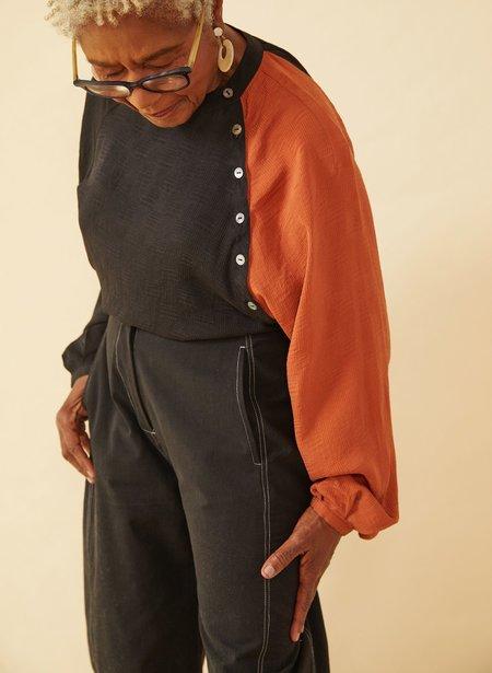 Seek Collective Haus Pants - washed black