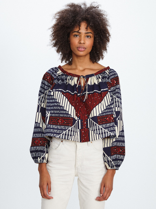 Royal Native OLIVIA TOP / BIG STEPS