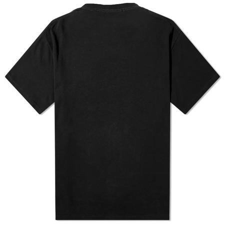 Ksubi Short Sleeve Tee - Black
