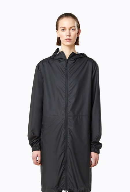 Unisex Rains Ultralight Parka - Black