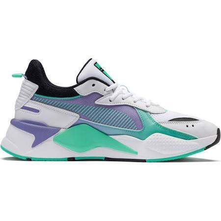 Puma MTV x RS-X Tracks 80's Sneakers - White