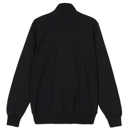 Stussy Logo Mock sweater - Black