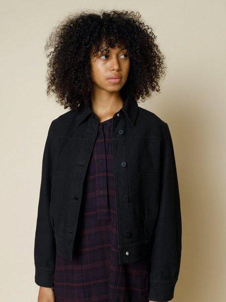 Folk Clothing Stack Jacket - Black