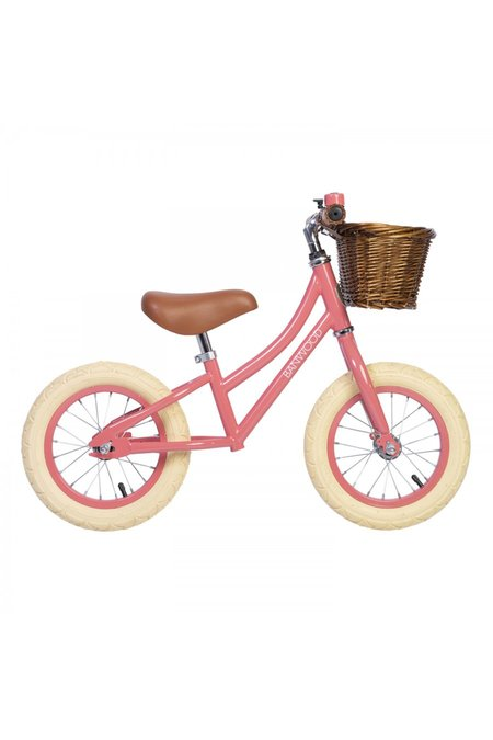 Kids Banwood BALANCE BIKE - CORAL