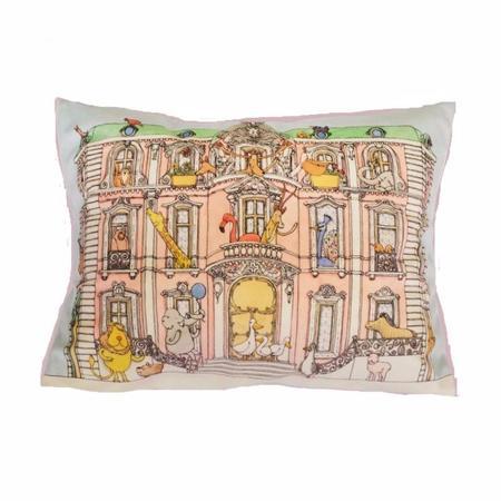 atelier choux velour monceau mansion cushion