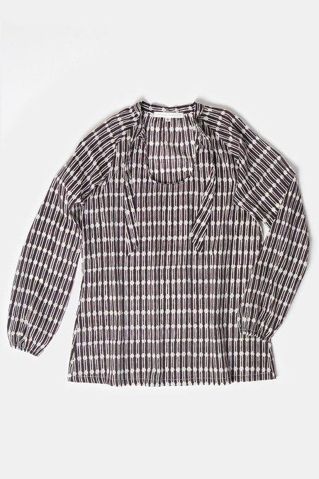 Erica Tanov charlie blouse - jacobsen
