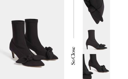 L37 So Close Boot - Black