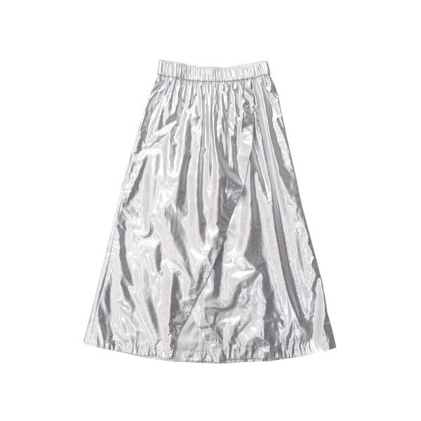 Wray METALLIC MIDI SKIRT