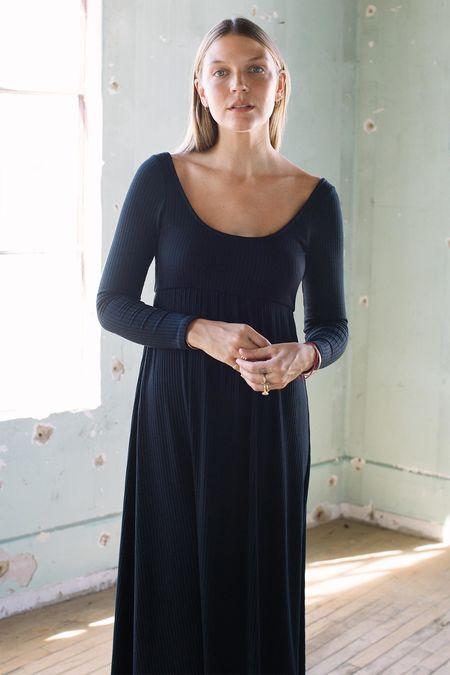 Rachel Pally Rib Lauren Dress
