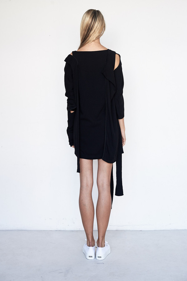 ECKHAUS LATTA Decipher Dress