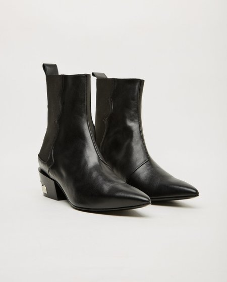 Toga Pulla Ankle Boots - Black
