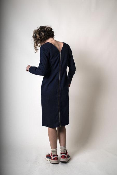 Facon Jacmin Dress - Indigo