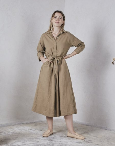 Esby Mabel Dress - Earth