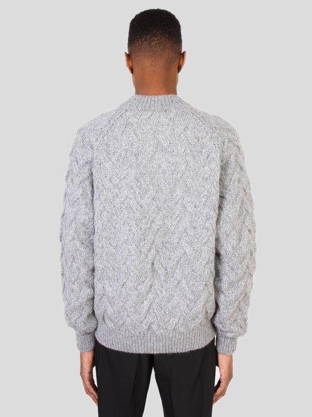 Sefr Abi Sweater - Rhino Grey