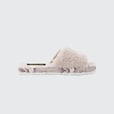 Dolce Vita Plush Slipper