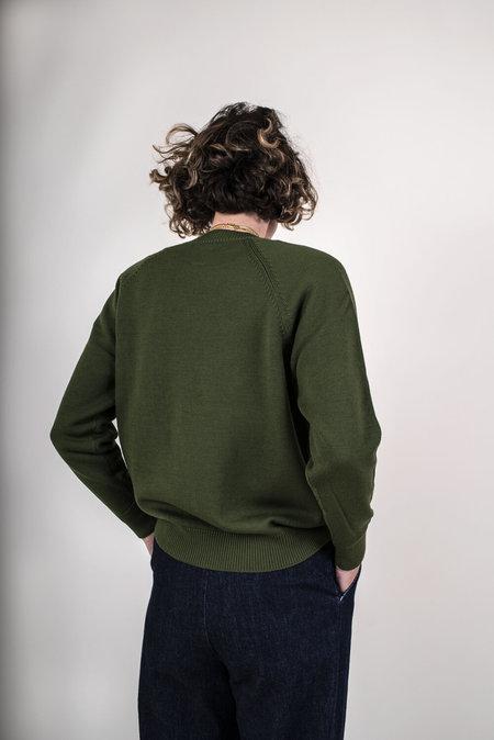 Batoner Classic Crewneck sweater - Green