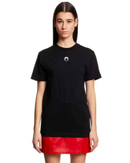 Marine Serreprint T-shirt - black