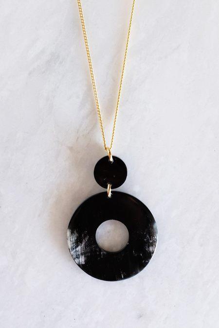Hoan Toan Necklace - Dark