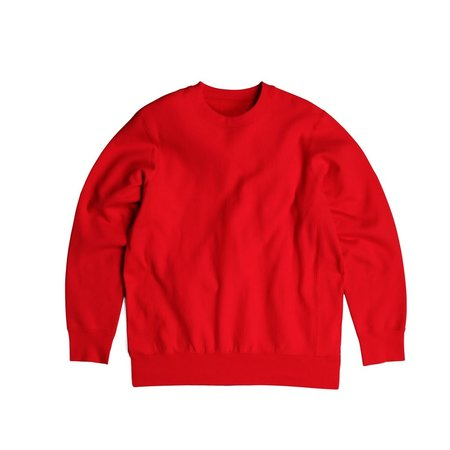 Robertson's Co. Standard Issue Crewneck - Red
